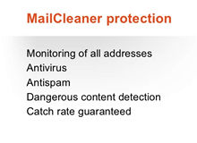 MailCleaner Anti Spam