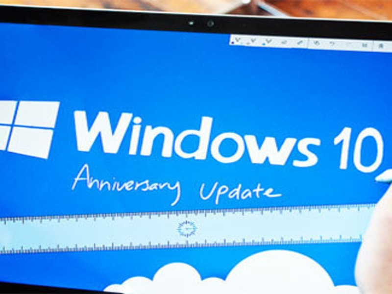 MICROSOFT TWEAKS WINDOWS 10 WITH 'ANNIVERSARY' UPDATE