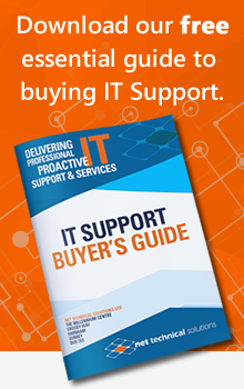 IT Support Buyers Guide Advertisement