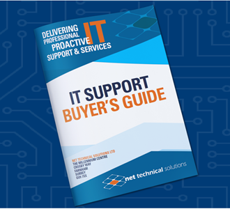 Our FREE IT Support Buyer's Guide