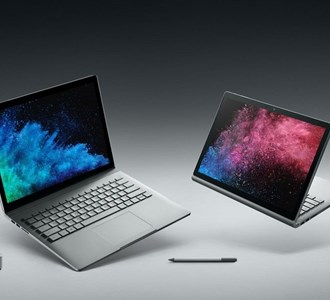 New Microsoft Surface Book twice as powerful as the MacBook Pro
