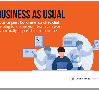 Business As Usual - Your Remote Working checklist