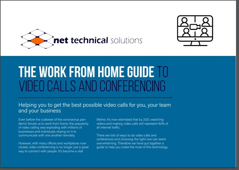 Our Work from Home Guide to Video Conferencing