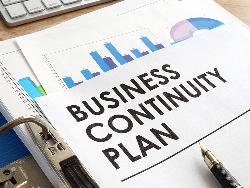 AN INTRODUCTION TO BUSINESS CONTINUITY PLANNING